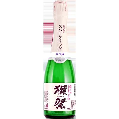 Dassai Sparkling 50 Junmai Dai-Ginjo