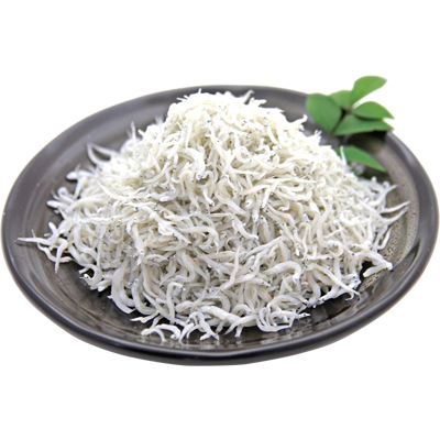 Dried White Bait