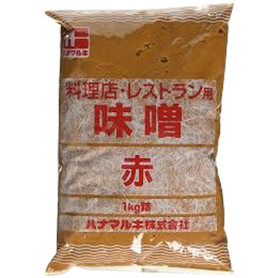 [Hanamaruki] Soybean Paste AKA (Red) 1KG