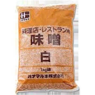 [Hanamaruki] Soybean Paste SHIRO (White) 1KG